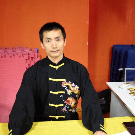 Мастер Хуан Тайчэн